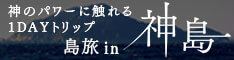 「神のパワーの宿る島」神島への観光ツアー予約サイト